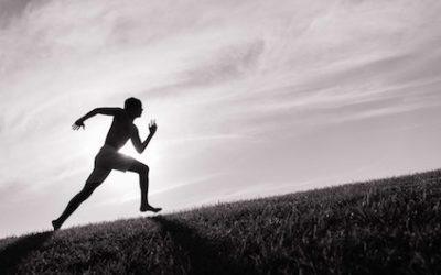 Simțeam că alerg spre Dumnezeu