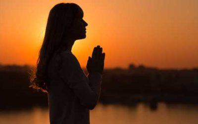 Am realizat că rugăciunea pe care o rosteam pentru ceilalți se manifesta pentru mine